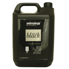 Шампунь ANIMOLOGY BACK TO BLACK для брюнетов 5 л.